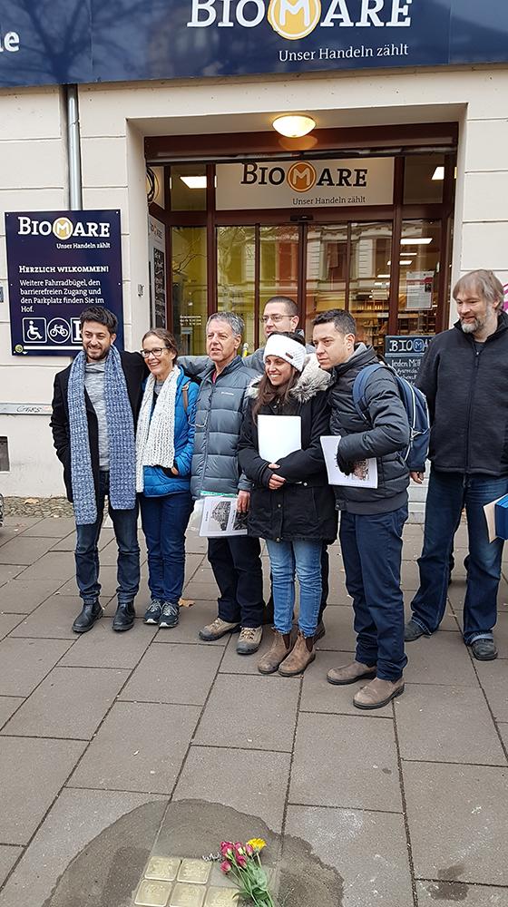 Biomare Plagwitz November 2018
