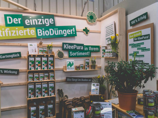 Biomare auf der Biofach 2020